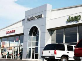 Anderson Dodge Chrysler Jeep Ram